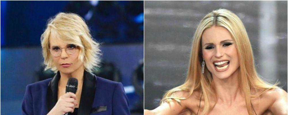 Amici Vip prima puntata: Maria De Filippi passa il testimone a Michelle Hunziker
