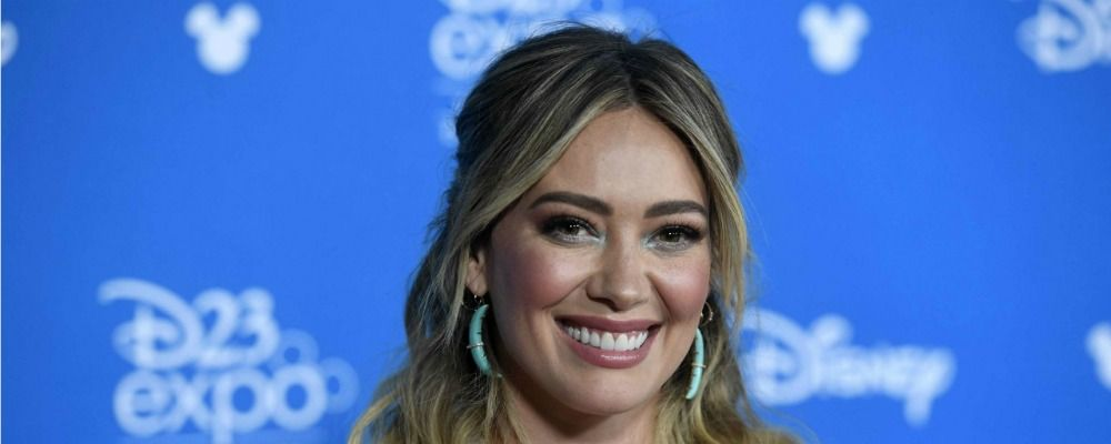 Hilary Duff annuncia il revival di Lizzie McGuire su Disney+