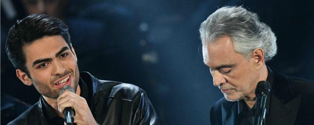 Matteo Bocelli, il figlio di Andrea firma con Capitol Records e lavora al suo primo album