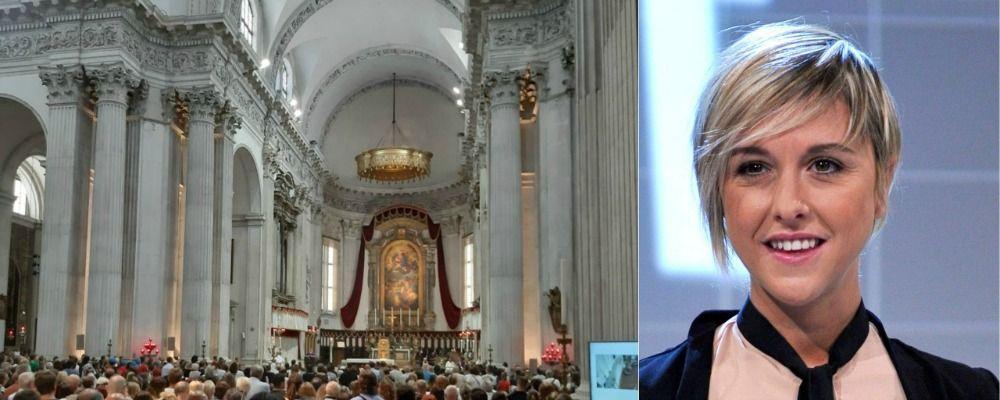Funerale Nadia Toffa, l'ultimo saluto alla conduttrice de Le Iene: 'Ha avuto fame di giustizia'