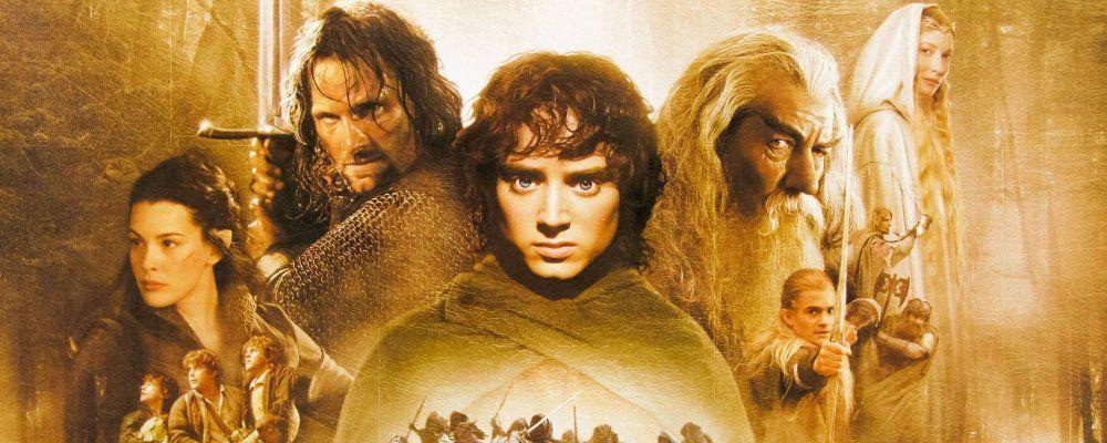 Il signore degli anelli: la compagnia dell'anello, il primo episodio dell'epica saga