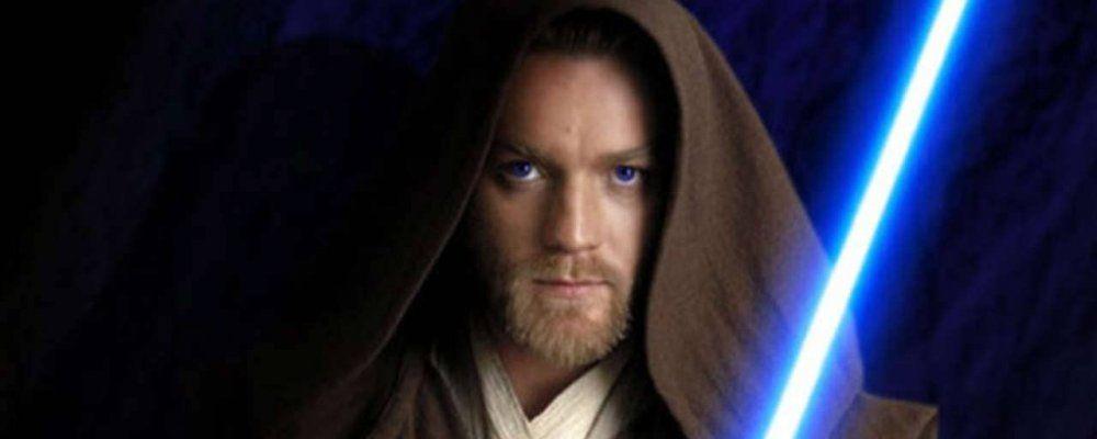 Star Wars, una serie per Ewan McGregor di nuovo Obi-Wan Kenobi