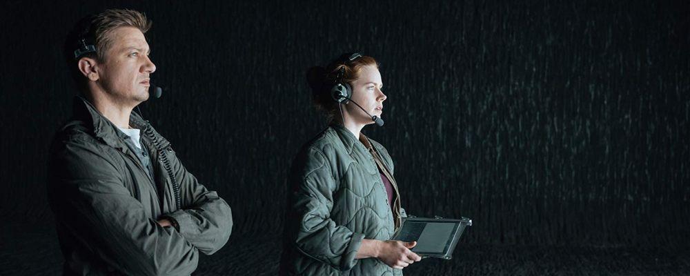 Arrival: trama, cast e curiosità del film con Amy Adams e Jeremy Renner