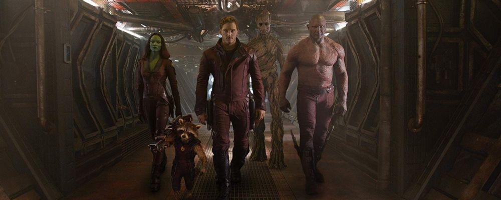 Guardiani della galassia: trama, cast e curiosità del film Marvel con Chris Pratt