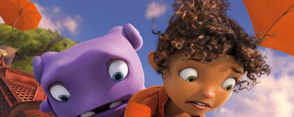 Home - A casa: trama e curiosità del film d'animazione DreamWorks