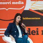 Ilaria D'Amico: 'Io e Gigi Buffon ci vogliamo bene ma non passiamo la vita avvinghiati'