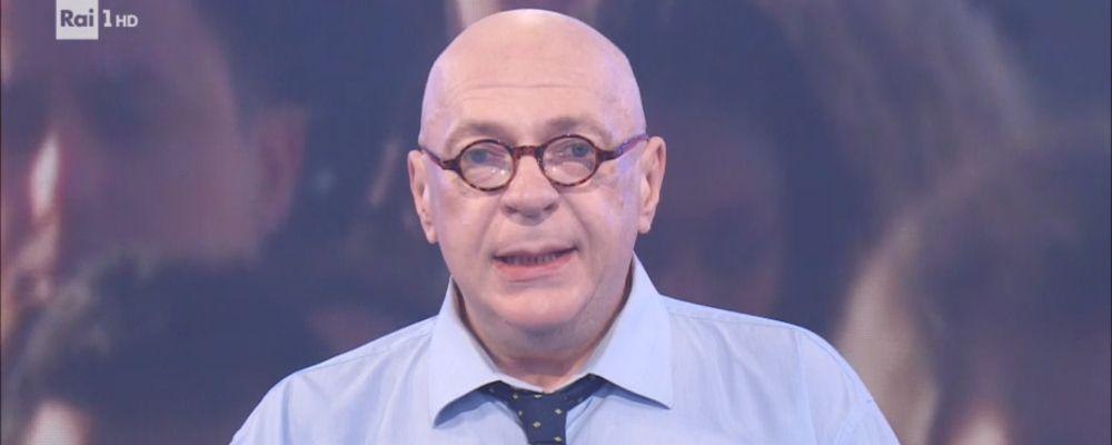 Mauro Coruzzi, in arte Platinette, lascia la tv: 'Devo combattere un brutto male che mi porto dentro'
