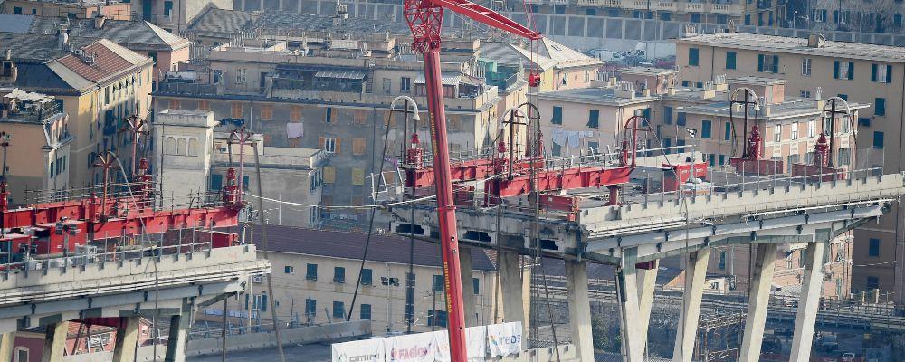 Genova ore 11.36, il docu-film di Rai3 sul crollo del ponte Morandi