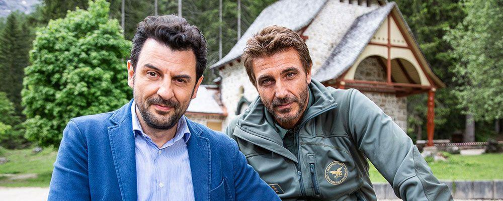 Un passo dal cielo 5 con Daniele Liotti: trama, cast e anticipazioni prima puntata