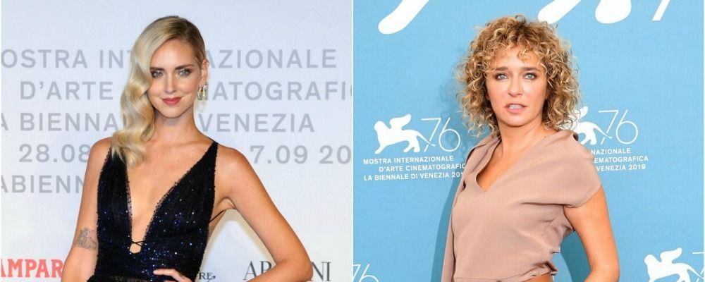 Chiara Ferragni a Venezia, Valeria Golino: 'Non so cosa sia il lavoro dell'influencer'