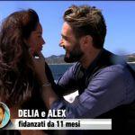 Temptation Island Vip 2019, terza puntata: Alex Belli e Delia Duran sono la nuova coppia nel cast