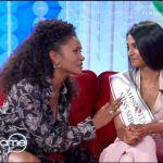 Miss Italia, Denny Mendez a Vieni da me difende Sevmi Taruka Fernando dagli insulti razzisti