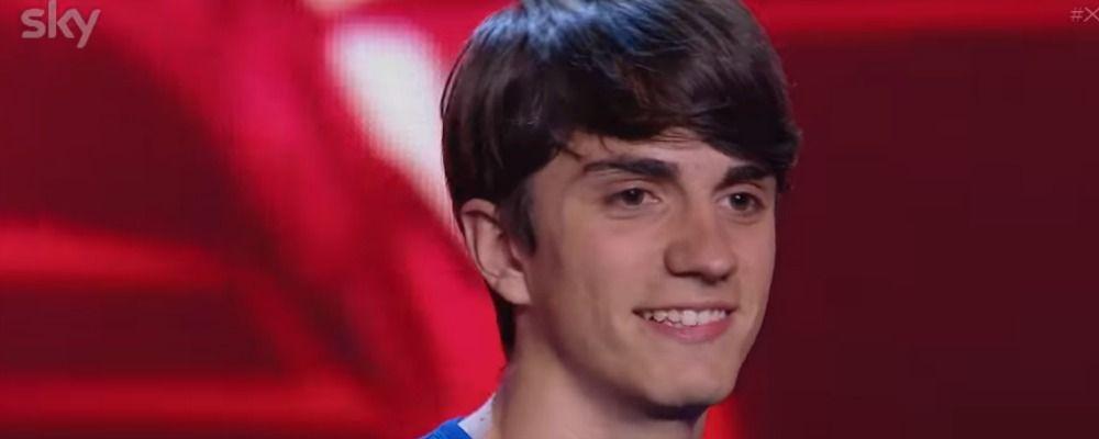 X Factor 2019, Carote di Emanuele Crisanti in arte Nuela è già un tormentone: TESTO