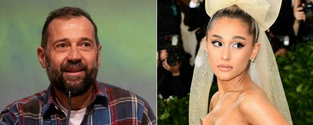 Fabio Volo attacca Ariana Grande, troppo sexy nel video di 7 Rings