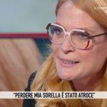 Storie italiane, Jane Alexander e la morte della sorella: 'Quando è mancata la situazione è precipitata'