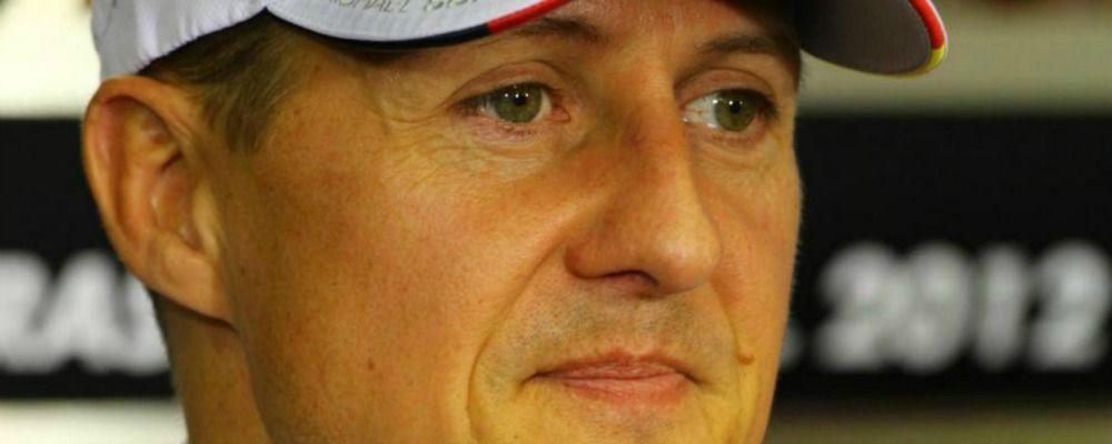 Michael Schumacher ricoverato a Parigi per 'cure segrete'