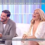 Pomeriggio Cinque, Paola Caruso conferma: 'Mi sono fidanzata con Moreno Merlo'
