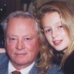 Paris Hilton, morto il nonno Barron che l'aveva diseredata