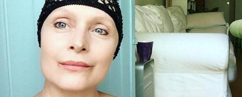 Sabrina Paravicini torna a casa dopo l'intervento per il cancro: 'Non ero preparata a tanto dolore fisico'