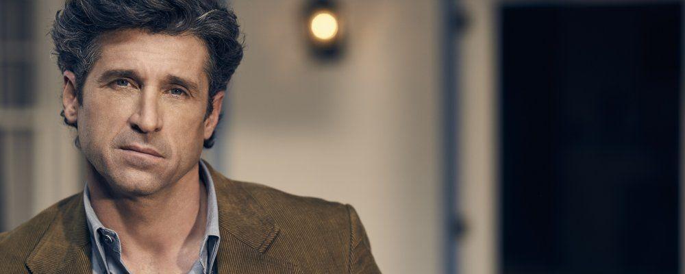 La verità sul caso Harry Quebert, Patrick Dempsey scrittore tormentato su Canale 5