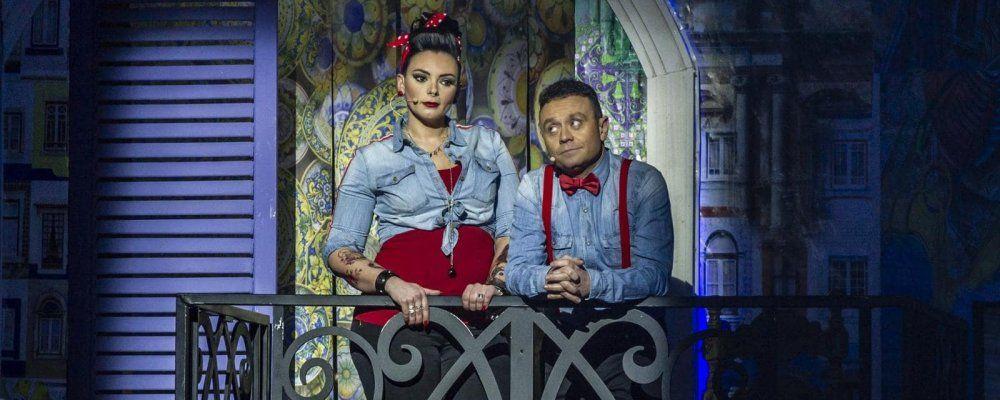 Made in Arteteca, Enzo Lupariello e Monica Lima portano lo spettacolo teatrale in tv