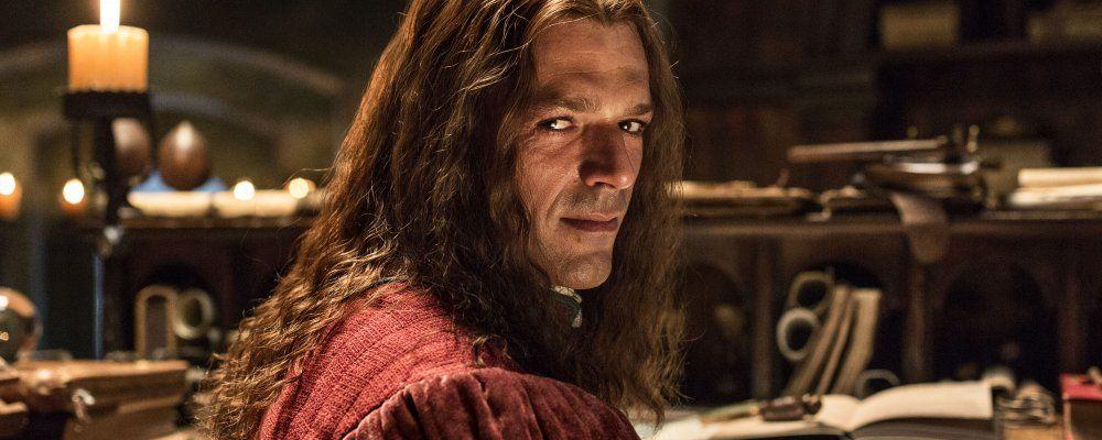 Luca Argentero è Leonardo Da Vinci in 'Io, Leonardo'