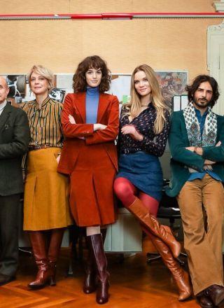 Made in Italy, la serie tv con Marco Bocci e Raoul Bova: tutti i protagonisti