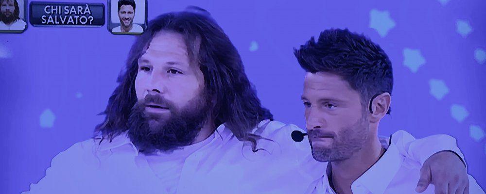 Amici Celebrities, prima puntata: il gesto di Martin Castrogiovanni salva Filippo Bisciglia