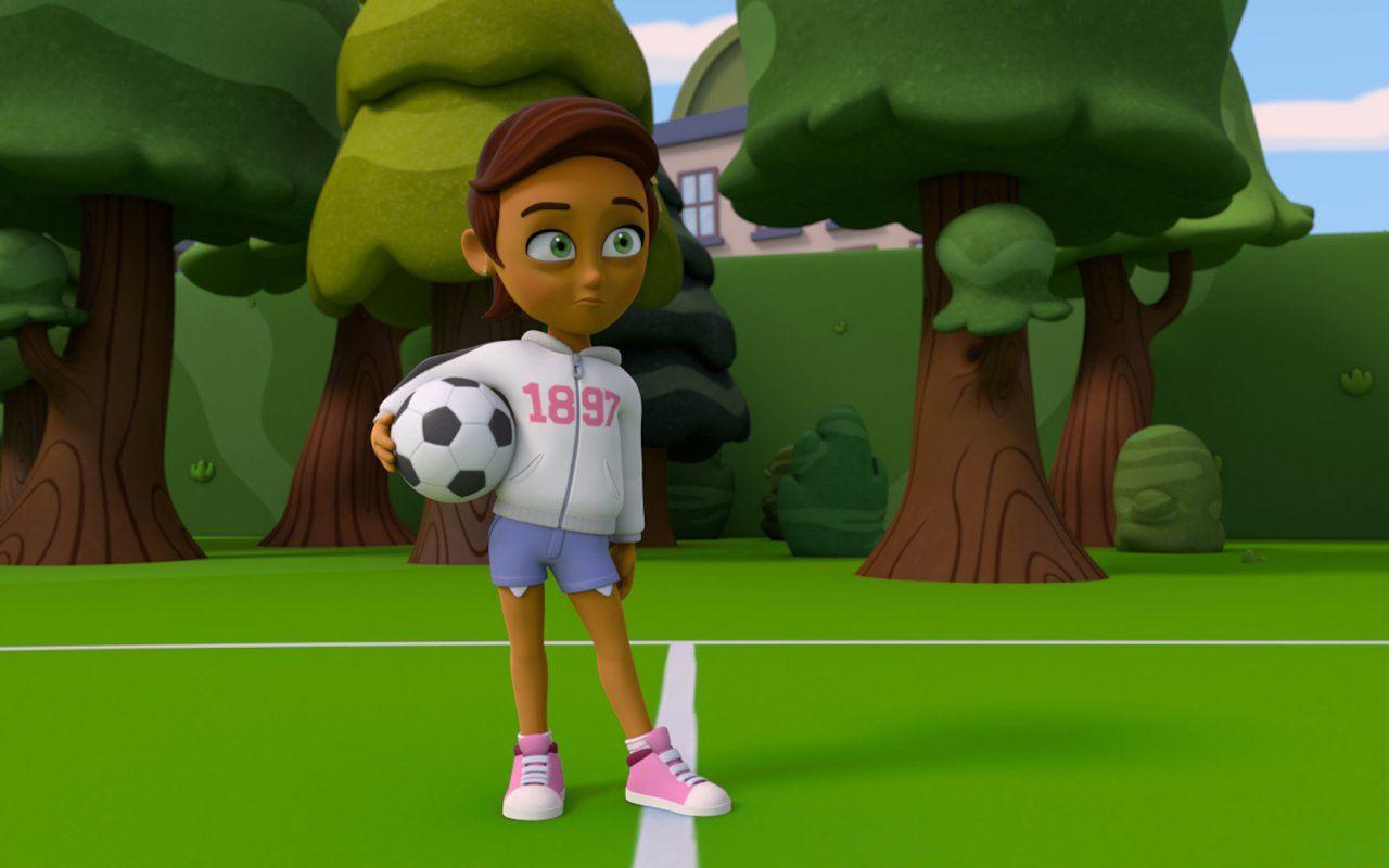 Team JAY, la serie animata realizzata dalla Juventus