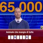 Caduta Libera, Gabriele record vince 165 mila euro in una puntata: ecco le domande