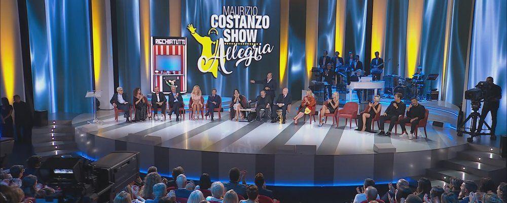 Maurizio Costanzo Show speciale Allegria in ricordo di Mike Bongiorno