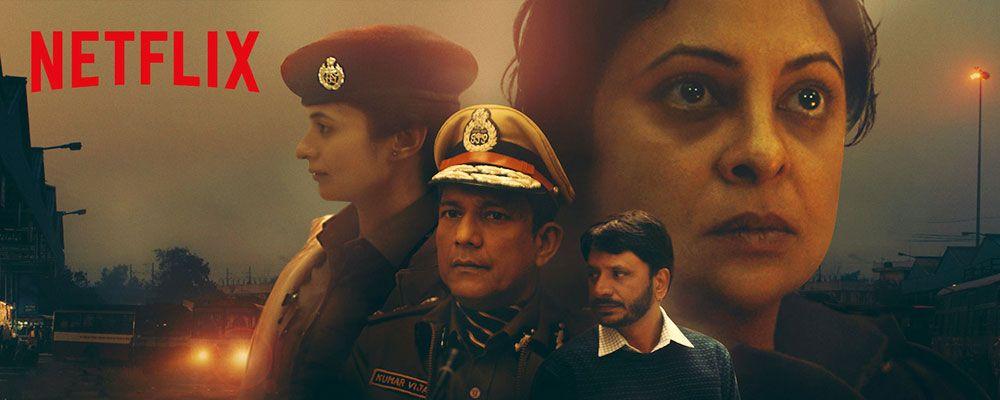 Delhi crime, la serie che fa male