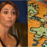 Benedetta Parodi attaccata su Instagram per i biscotti vudù