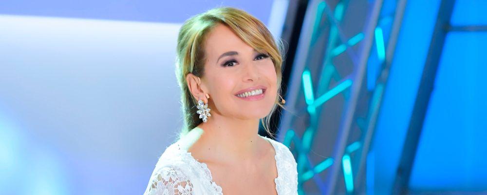 Domenica Live, da Barbara d'Urso ospite la madre di Nadia Toffa: puntata del 10 novembre