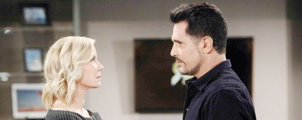 Beautiful, Bill dichiara il suo amore a Brooke: anticipazioni trame dal 13 al 19 ottobre