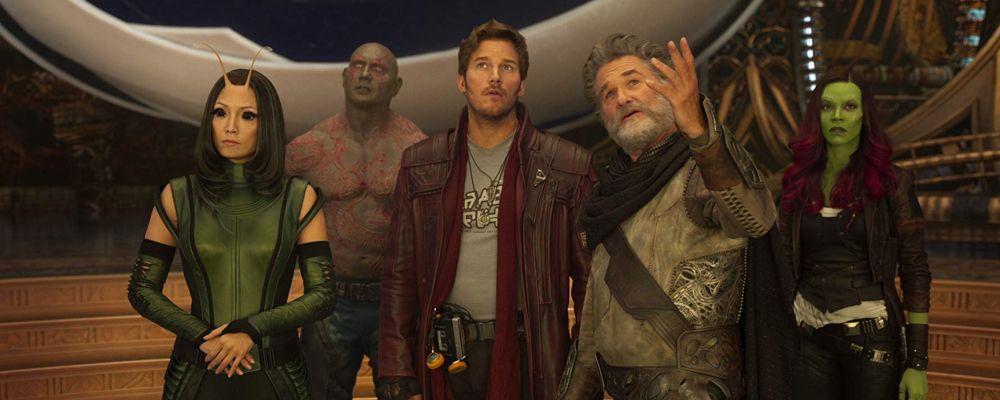 Guardiani della galassia Vol. 2: trama, cast e curiosità del film con Chris Pratt e Kurt Russell