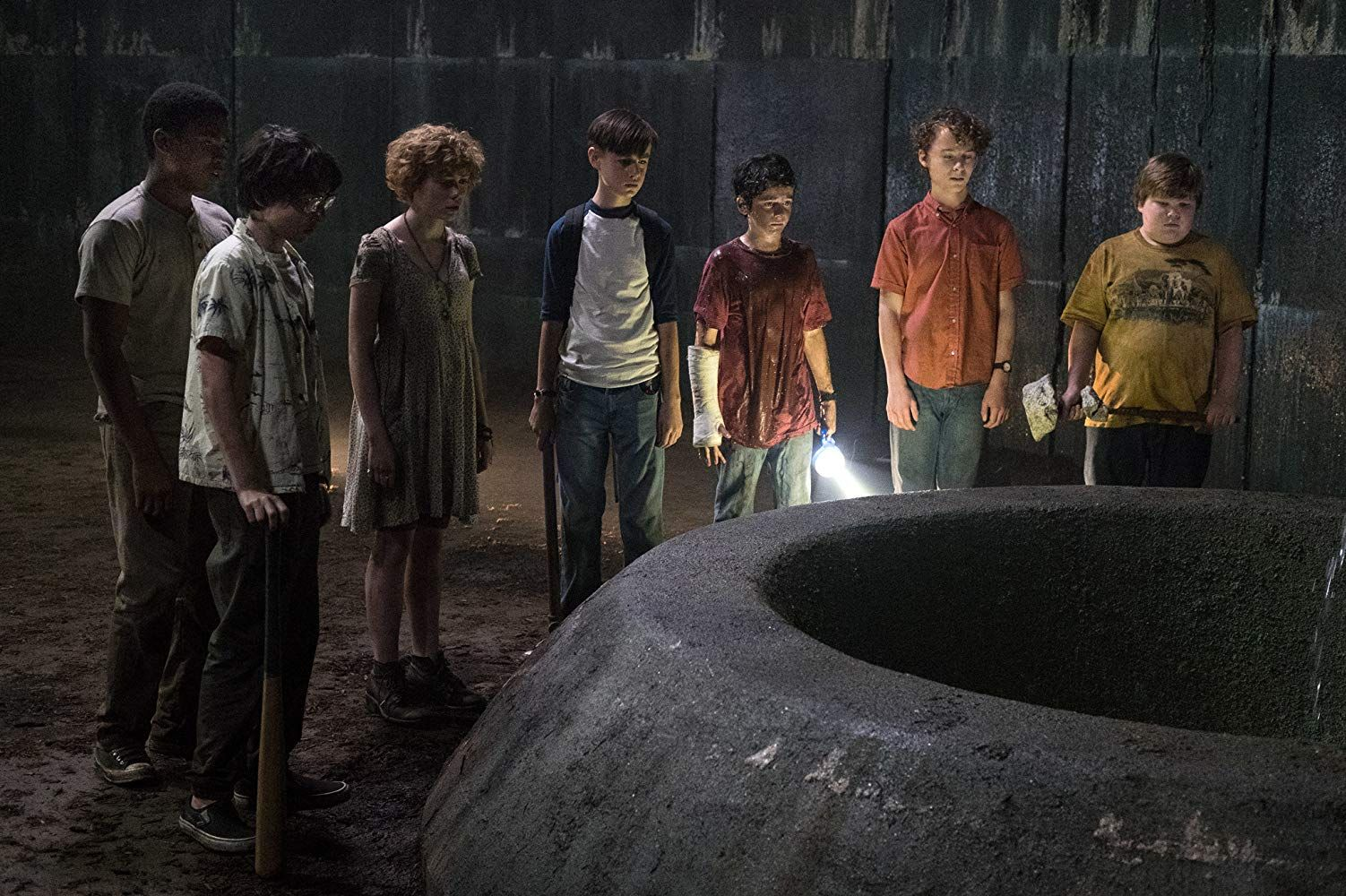 It Capitolo Uno Trama Cast E Curiosità Del Film Con Bill Skarsgard Tratto Dal Classico Di Stephen King Tvzap