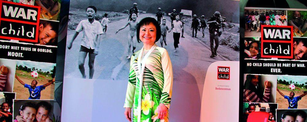 Che tempo che fa: ospite Kim Phúc, la bambina simbolo della guerra in Vietnam