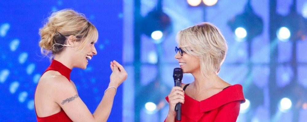 Michelle Hunziker: 'Condurre Amici Celebrities più difficile di Sanremo 2018'