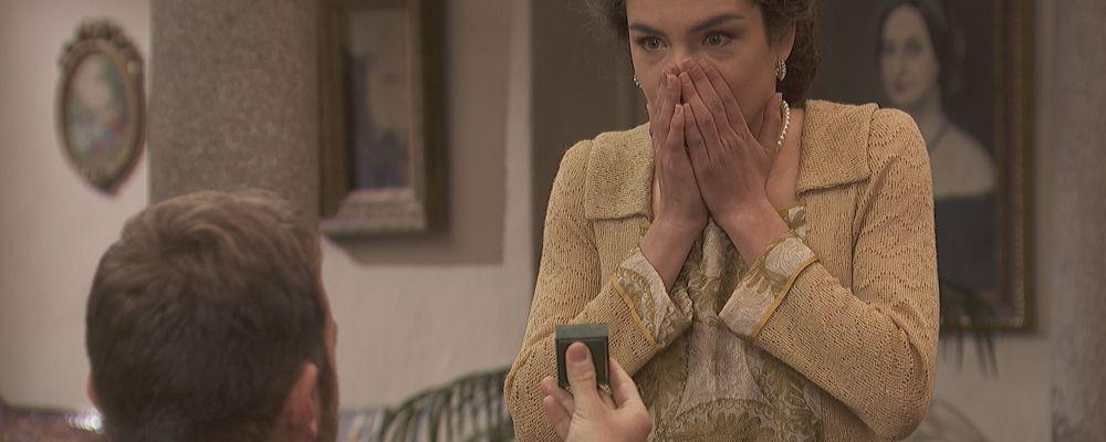 Il Segreto, Maria Elena e Fernando si sposano: anticipazioni trame dal 27 ottobre al 2 novembre