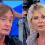 Temptation Island Vip, Andrea Ippoliti e Nathaly Caldonazzo faccia a faccia a Uomini e donne