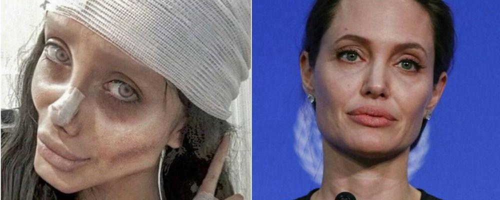 Iran: arrestata Sahar Tabar, la sosia 'sposa cadavere' di Angelina Jolie