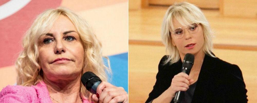 Antonella Clerici fuori dalla Rai: 'Maria De Filippi? Non andrei mai a romperle le scatole'