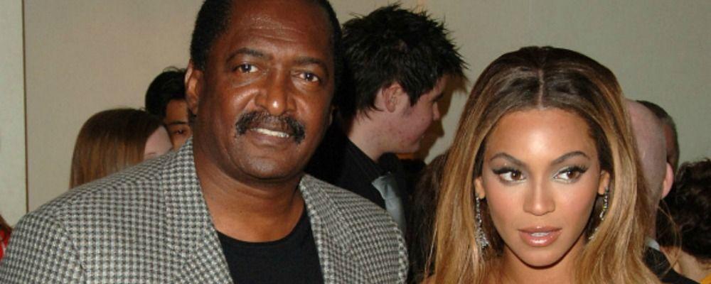 Beyoncé, il papà Mathew Knowles ha un cancro al seno