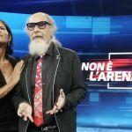 """Pamela Prati da Massimo Giletti, confronto definitivo con Roberto D'Agostino: """"O ce fai o ce sei"""""""