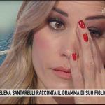 Elena Santarelli e la malattia del figlio: 'Giacomo mi ha chiesto 'Ma posso morire?''