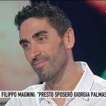 Storie italiane, Filippo Magnini: 'Giorgia Palmas me la sposo'