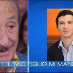 Vieni da me, Franco Gatti sul figlio Alessio: 'Beveva troppo, è stata la sua disgrazia'