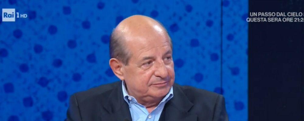 Vieni da me, Giancarlo Magalli: 'Adriana Volpe? Ho capito quasi subito che non saremmo stati in sintonia'