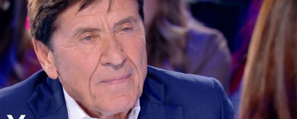 Gianni Morandi a Verissimo: 'La mia prima figlia morì subito dopo la nascita'